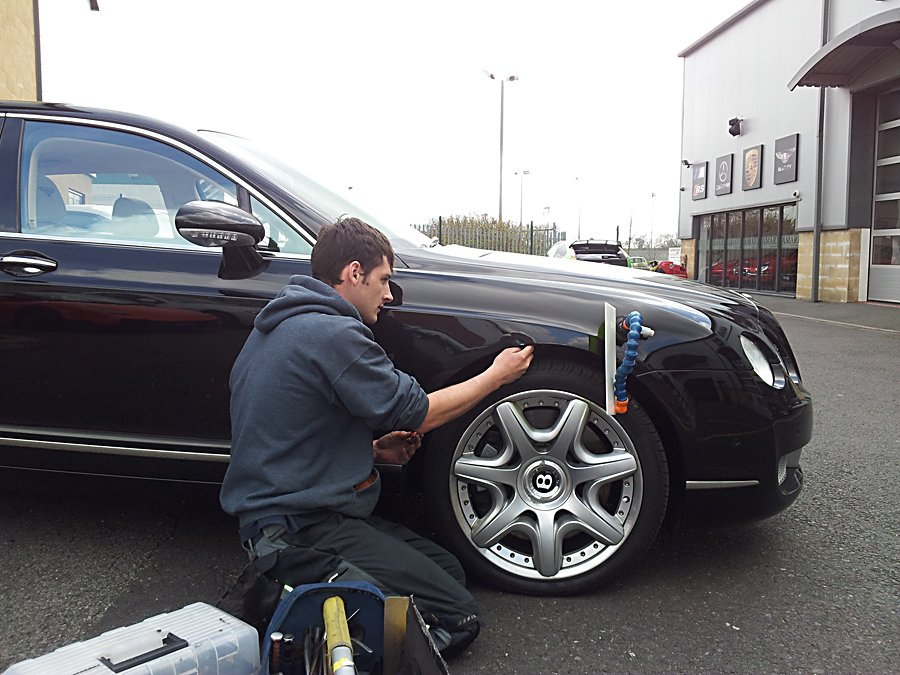 Paintless Dent Removal Lancashire